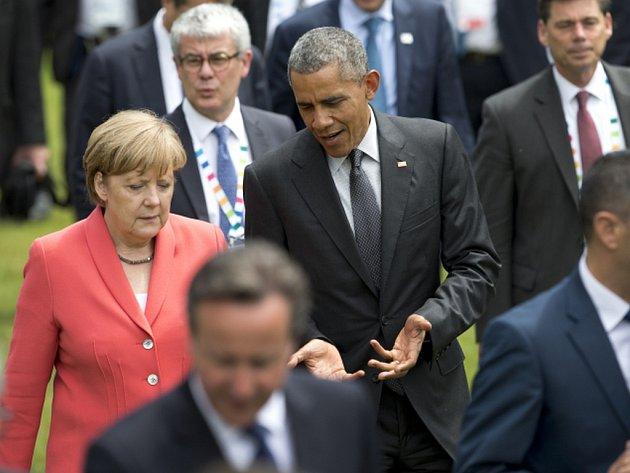 Země skupiny G7 jsou připraveny zpřísnit dosavadní protiruské sankce, pokud to bude kvůli situaci na Ukrajině nutné. Na tiskové konferenci na závěr summitu G7 v bavorském zámku Elmau to dnes prohlásila německá kancléřka Angela Merkelová.