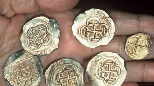 Kolumbie asi objevila největší potopený poklad na světě.