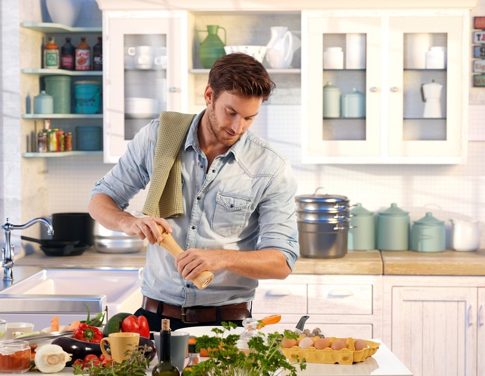 Vaření, ilustrační foto
