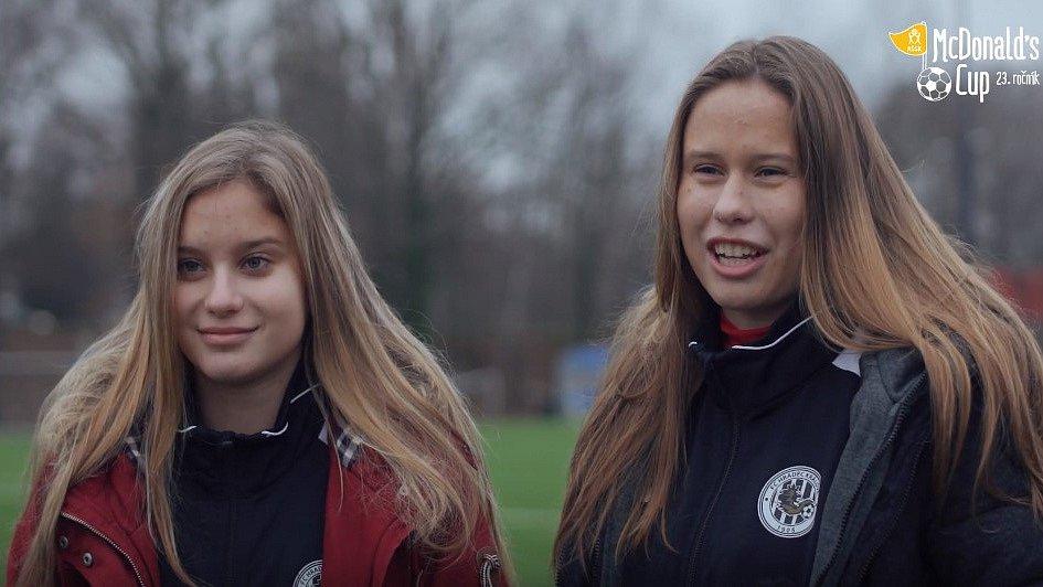 Nela a Aneta Sovákovy