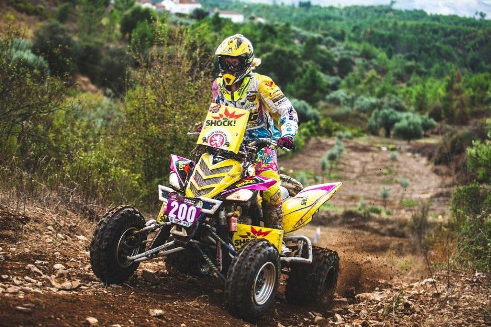 Ollie Roučková v Portugalsku