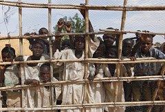 Súdánští uprchlíci. Ilustrační snímek