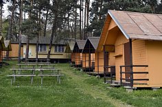 Camping Vranovská pláž.