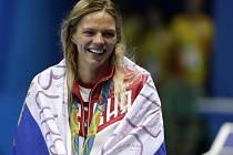 Ruská plavkyně Julija Jefimovová
