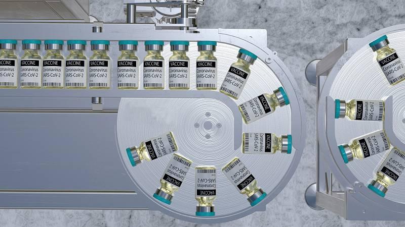 Každá nová vakcína prochází několika etapami kontrolovaného vývoje.