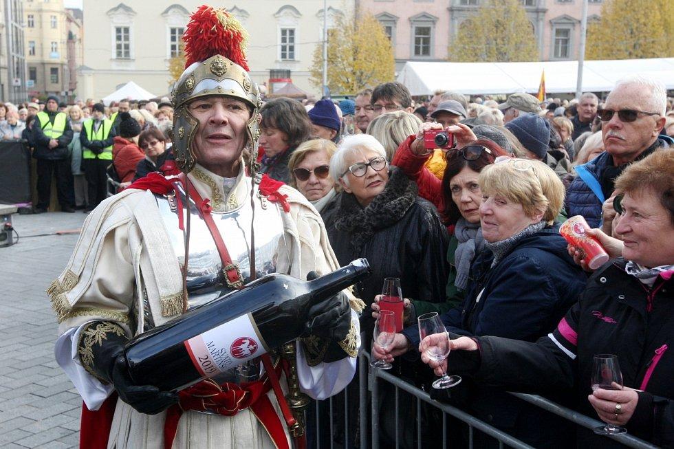Svatomartinské slavnosti, Brno