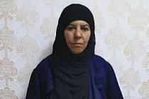 Rasmíja Avadová, sestra vůdce Islámského státu abú Bakra Bagdádího