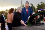 Prezident Miloš Zeman zahájil s manželkou Ivanou návštěvu Izraele.