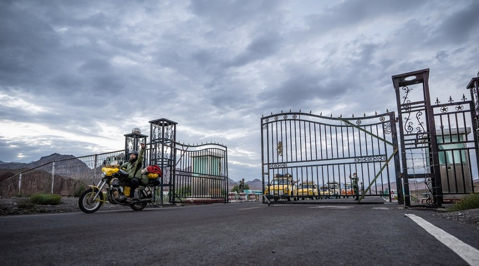 """Dan Přibáň podnikl svou poslední """"trabantí"""" výpravu s týmem"""
