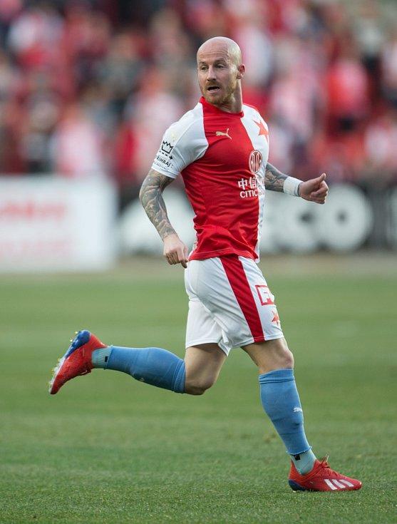 SK Slavia Praha – FC Slovan Liberec. Miroslav Stoch.
