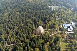 Stezka korunami stromů Bavorský les