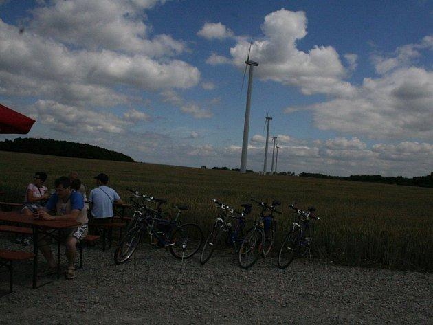 Břežanské větrníky