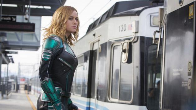 Captain Marvel – v hlavní roli Brie Larson