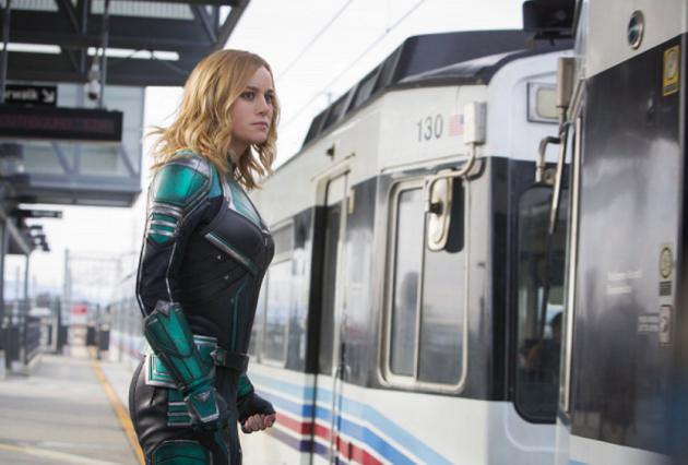 Captain Marvel – vhlavní roli Brie Larson