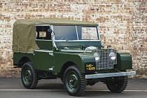Land Rover Series I Reborn.