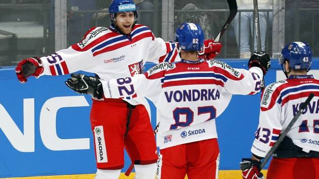 Česko vyhrálo nad Kanadou 4:1