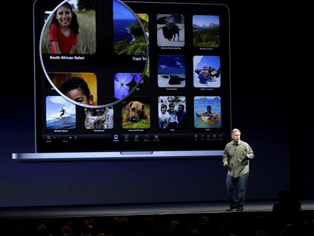 Společnost Apple dnes na konferenci pro své vývojáře představila nový lehký a tenký profesionální notebook s dosud nevídaným rozlišením displeje 2880 na 1800 pixelů.