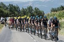 Šestnáctá etapa na Tour de France.