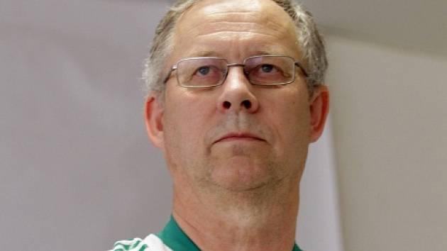 Trenér Lars Lagerbäck