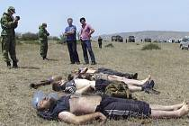 Těla pěti lidí se svázanýma rukama, kteří byli usmrceni výstřelem do týlu, našli dnes policisté v severokavkazském Dagestánu. Ilustrační foto.