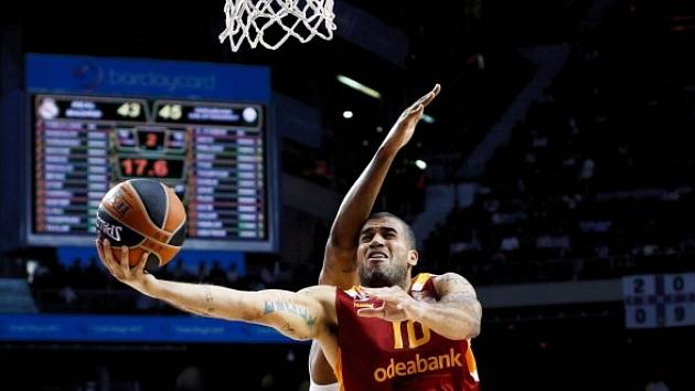 Blake Schilb v dresu Galatasaraye.