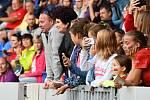 Helena Fibingerová na Kontinentálním poháru v Ostravě