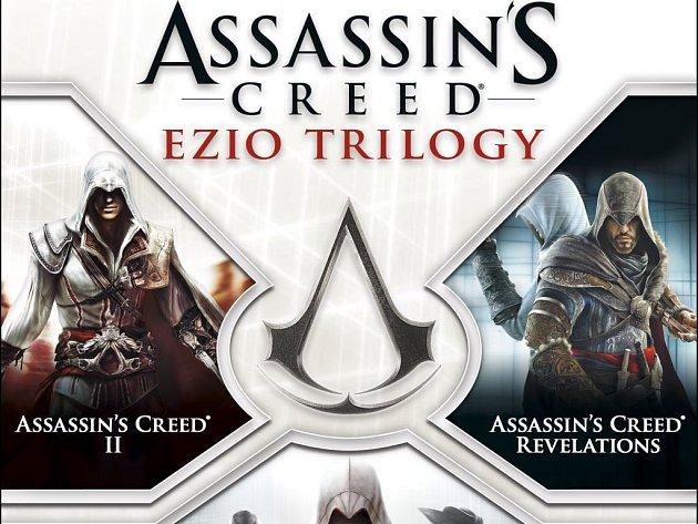 Počítačová hra Assassin's Creed Ezio Trilogy.