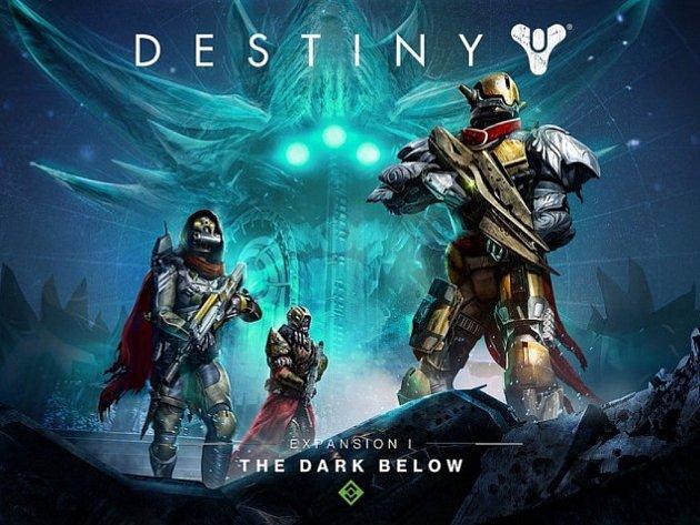 Konzolová hra Destiny.