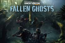 Počítačová hra Ghost Recon: Wildlands - Fallen Ghosts.