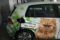 Moneta Moneta Bank nahrazuje své služební vozy elektromobily Volkswagen e-Golf.