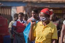 Koronavirus v Africe - Ilustrační foto