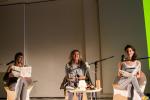Literární salon: Herečky Daniela Zbytovská, její dcera Nikola Zbytovská a Barbora Seidlová