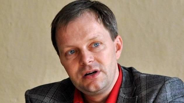 Stínový ministr školství Marcel Chládek.
