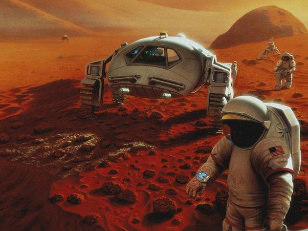 Sen o přistání lidské posádky na Marsu je zatím v nedohlednu. Největším nebezpečím pro astronauty  na dlouhodobé misi ve vesmíru je kosmické záření.