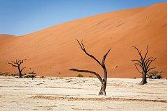 Namíbie a Botswana
