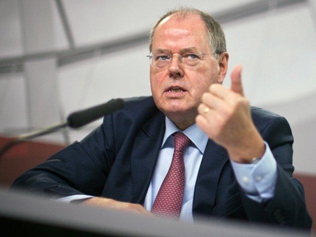 Peer Steinbrück.