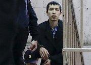 Abror Azimov tvrdí, že se na výbuchu v petrohradském metru přímo nepodílel.