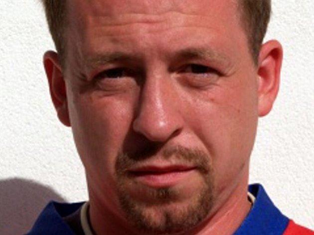 Hokejbalový reprezentant Jaroslav Pavlík.