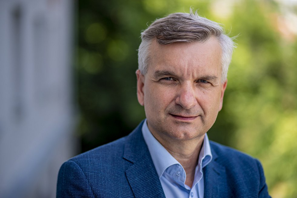 Ústřední školní inspektor Tomáš Zatloukal