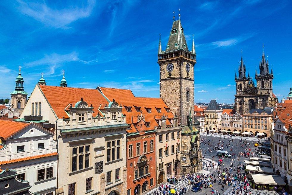 Praha. Ilustrační snímek