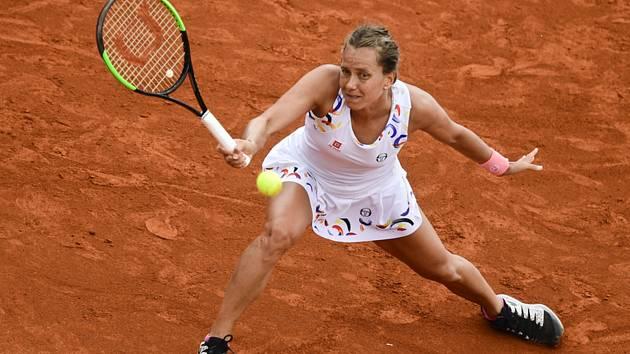Česká tenistka Barbora Strýcová