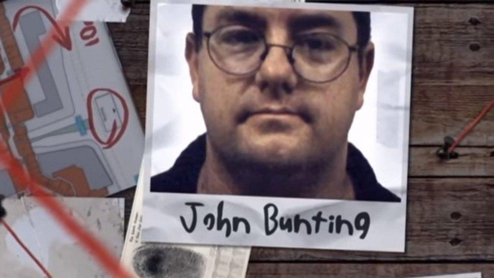 John Bunting, hlava celé zabijácké skupiny