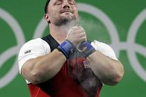 Vzpěrač Jiří Orság skončil na olympijských hrách v Riu de Janeiro v nejtěžší kategorii nad 105 kg osmý.
