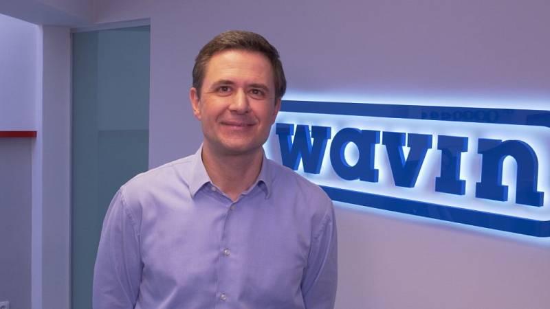 David Penc, marketingový ředitel firmy Wavin Czechia