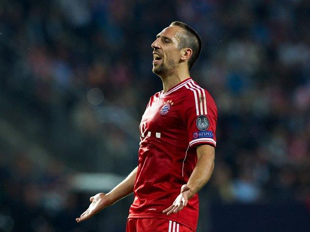 Opora Bayernu Franck Ribéry.