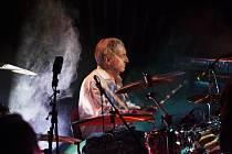 Nick Mason, bubeník legendární kapely Pink Floyd