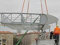 Stadion v Edenu dostal střechu