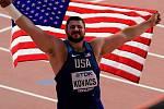 Mistr světa Joe Kovacs z USA