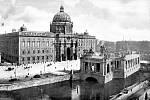 Berlínský zámek na přelomu 19. a 20. století