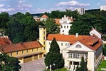 Areál zámeckých budov
